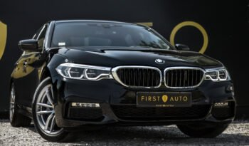 BMW 520d M-Sport Package full