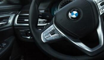BMW 730D M-Спорт Пакет заполнен