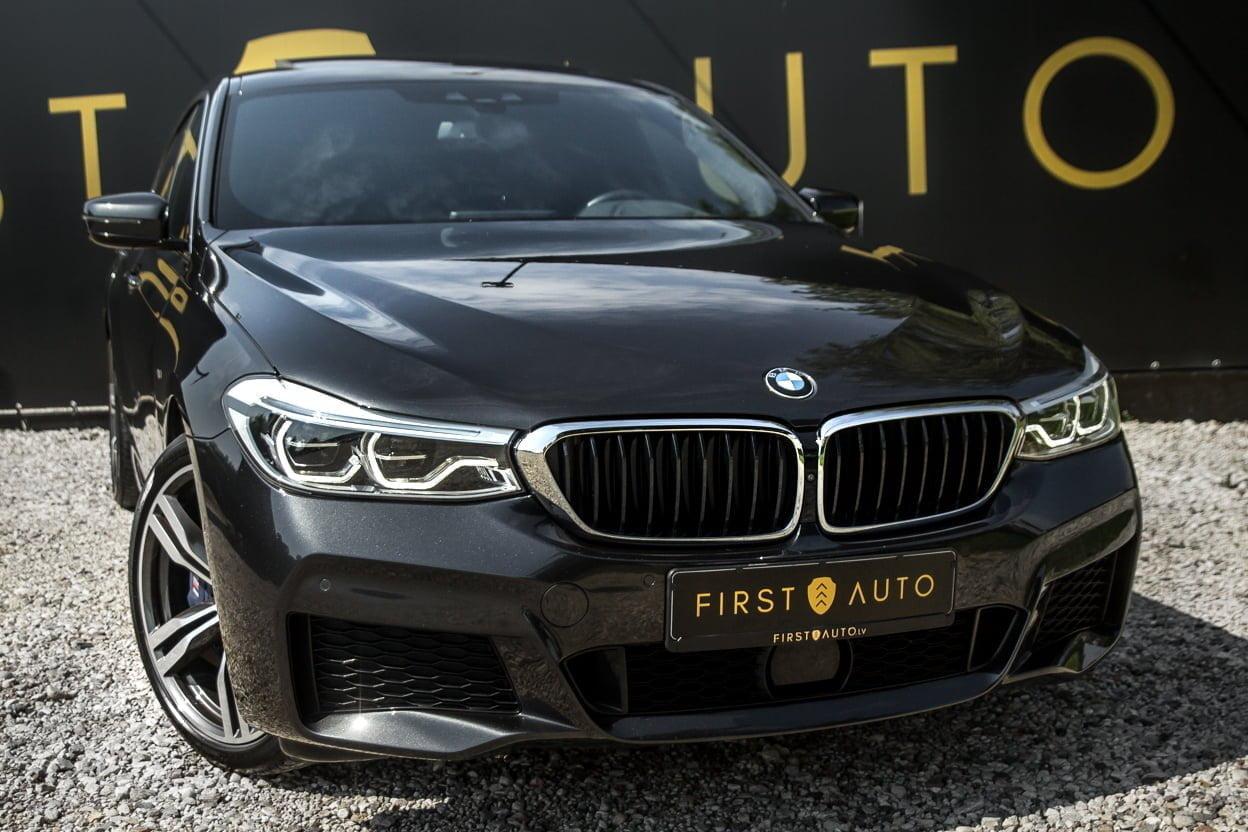 BMW 630d GT M-Sport Package