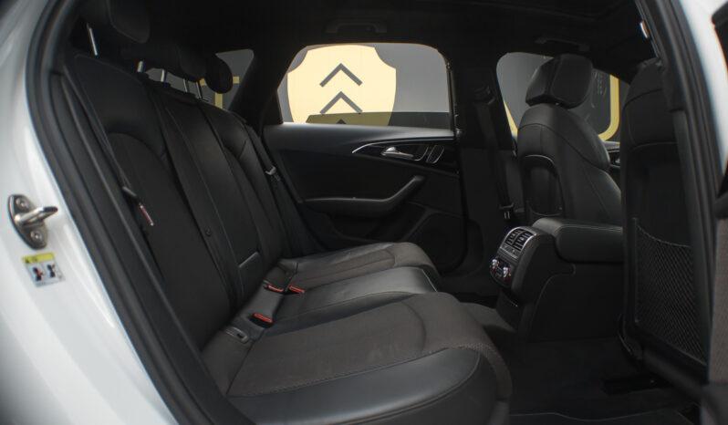 AUDI A6 Quattro S-Line заполнен