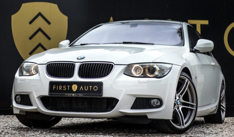 BMW 320d Coupe Msport Package pilns