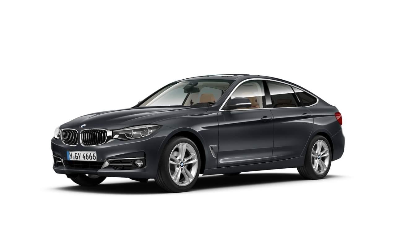 BMW 318d GT Luxury Line