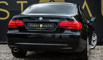 BMW 320d Coupe pilns