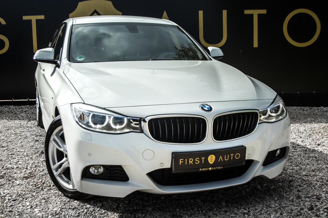 BMW 320d GT M-Sport Package