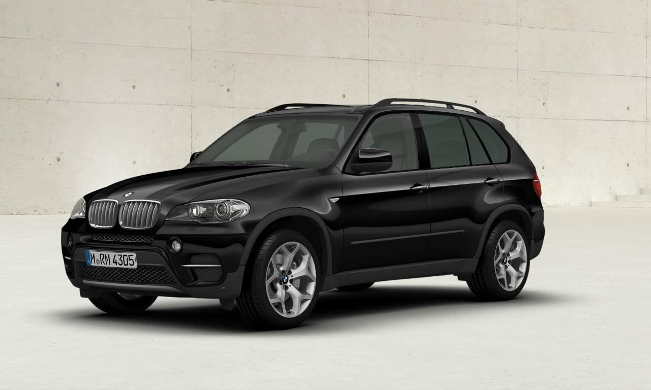 BMW X5 XDrive40d M-спортивный пакет